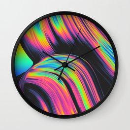 RHETORIC Wall Clock