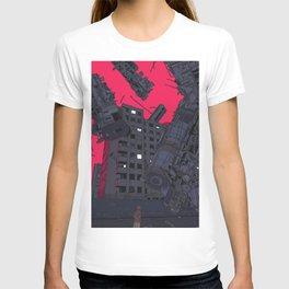 Fallen Train T-shirt
