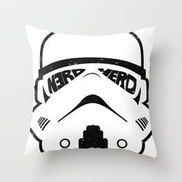 N3RD HERD Throw Pillow