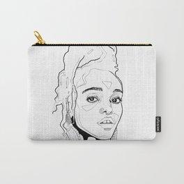 FKA Twigs Portrait Carry-All Pouch