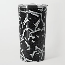 "Air Jordan 11 ""SJ"" Collage Print Travel Mug"