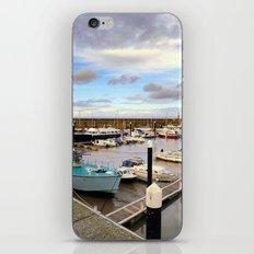 Watchet Marina Somerset England iPhone & iPod Skin