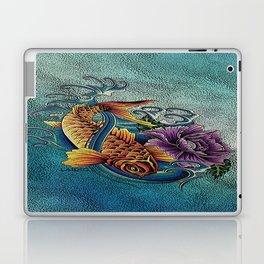 Golden Koi Laptop & iPad Skin