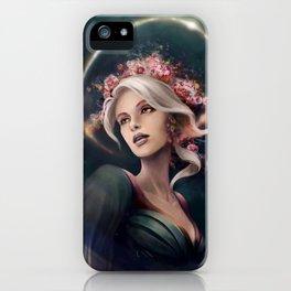 Eos, The Dawn Star iPhone Case