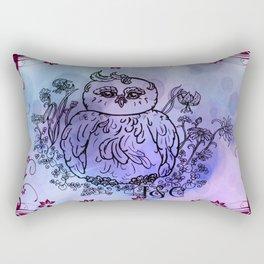 NV: Ashe Floral Rectangular Pillow