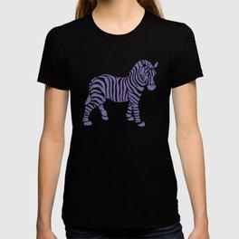 Zebra Pattern T-shirt