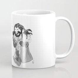 Smiling Thorin Coffee Mug