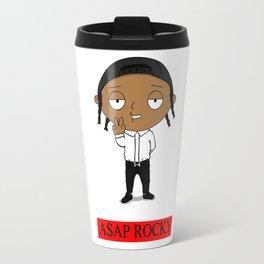 asap rocky supreme Travel Mug