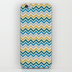 Chevron 3 iPhone & iPod Skin