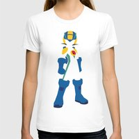 megaman T-shirts featuring Megaman EXE by JHTY
