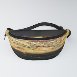 Pizza Slices (90) Fanny Pack