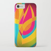magnolia iPhone & iPod Cases featuring magnolia by Julia Tomova