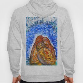 Winter's Nest #society6   #decor #buy art Hoody