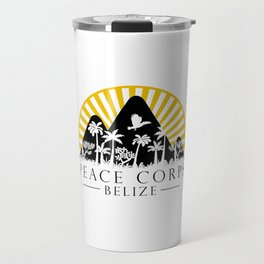 Peace Corps Belize Travel Mug