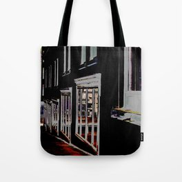 DOWNTOWN HALIFAX Tote Bag