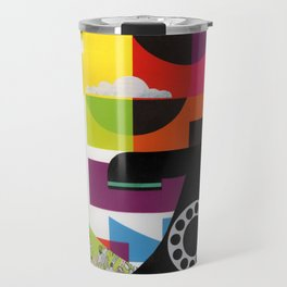 Without a Drop of Rum Travel Mug