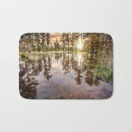 Swamp Shallows Bath Mat