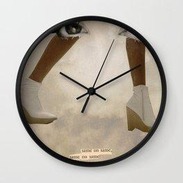 Keep Forward Wall Clock