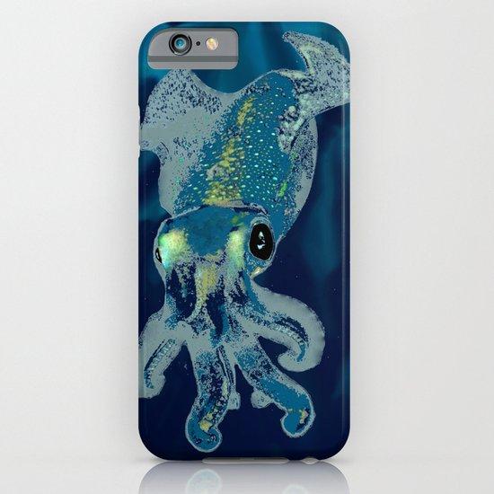 Subaquatic Aurora  iPhone & iPod Case