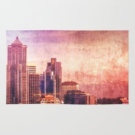 Decode in Downtown Seattle Rug