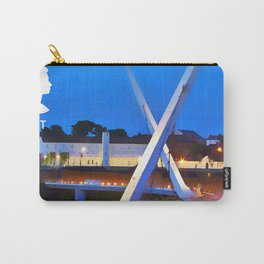 Peace Bridge Carry-All Pouch
