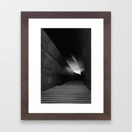 Attractive, Inviting, The Lure Framed Art Print