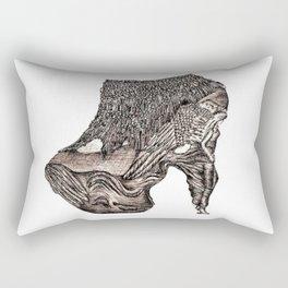 Tribute to McQueen Rectangular Pillow