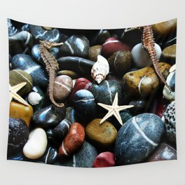 parts of the sea Wall Tapestry