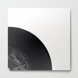 Motown Vinyl : Music Memories Metal Print