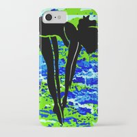 diver iPhone & iPod Cases featuring Diver by Raffaella315