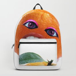 Orange youce Backpack
