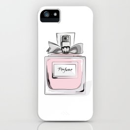 Sweet perfume iPhone Case