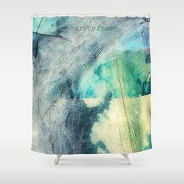 Moments In Between Shower Curtain