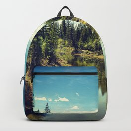 Leave The Road, Take The Trail Backpack