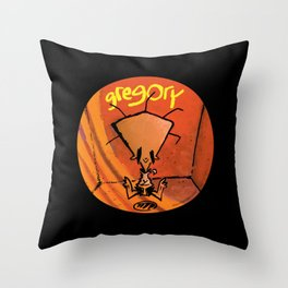 Gregory™ Merch-Madness! Throw Pillow