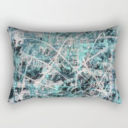 Imogene in Topaz Rectangular Pillow