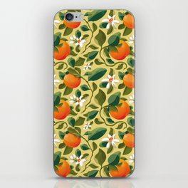 Summer Orange iPhone Skin