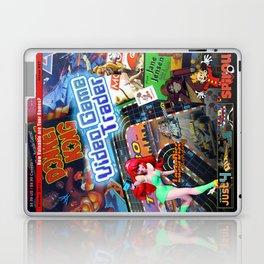 Video Game Trader #27 Cover Design Laptop & iPad Skin