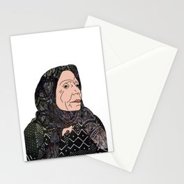 No Ban No Wall | Art Series - The Jewish Diaspora 006 Stationery Cards