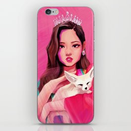 BLACKPINK Jennie iPhone Skin