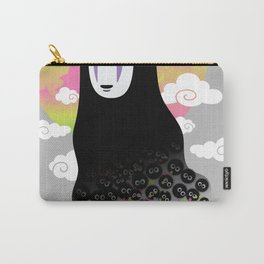 No Face and Soot Sprites Carry-All Pouch