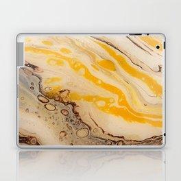 Golden Ocean Laptop & iPad Skin