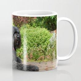 Garden Portrait of Izzy Coffee Mug