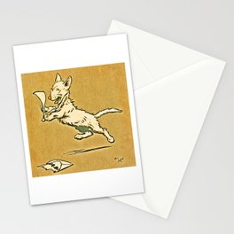 Dogs Large and Small, Ideal for Dog Lovers (14) Stationery Cards