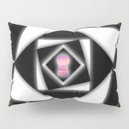 Abstract Nature Pillow Sham