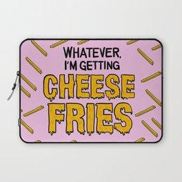 Cheese Fries Laptop Sleeve