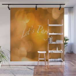 Let's Party! Wall Mural