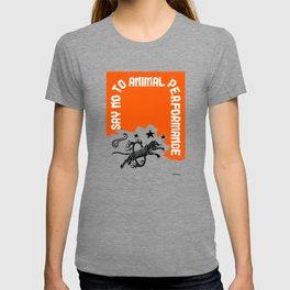 Say NO to Animal Performance – Tiger jump T-shirt