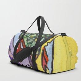 Money Bunny Duffle Bag