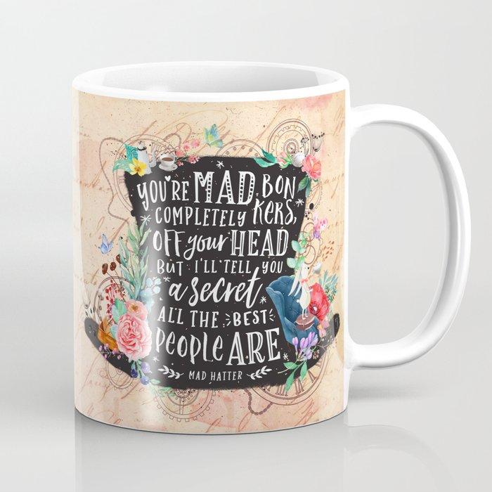 Mad Hatter Kaffeebecher